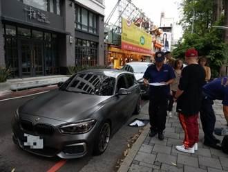 玖壹壹洋蔥百萬車遭破窗行竊 竊賊抓到了