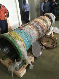進口機器藏256公斤K毒闖關被逮  販毒男女遭起訴