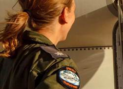 影》首位女情報中隊指揮官!以欽點34歲少校