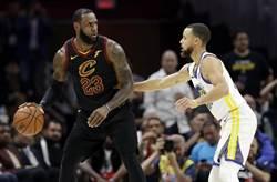 NBA》美媒預測:勇士奪冠機率59% 湖人僅有5%