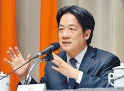 林佳龍勸留任 政院:賴揆堅定離開態度未變