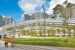 廣深港高鐵香港段 9月底通車