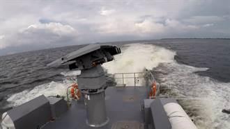 目標南海!菲海軍首次成功試射以色列製近程導彈