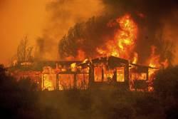 縱火狂燒!南加州大火嫌犯導致2萬人撤離