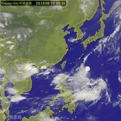西南氣流下周報到 吳德榮警告:對台有極大威脅