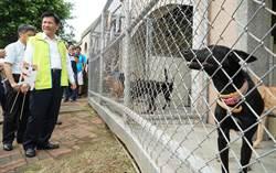 扎根动保观念 林佳龙带领高中职校长参访动物之家