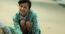 邵雨薇和「他」海邊談情說愛