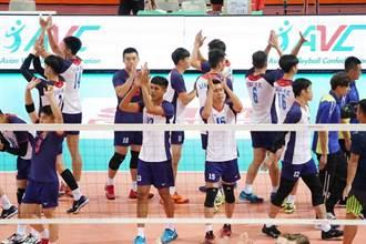 亞洲盃男排》為家人而戰!中華直落三轟垮澳洲