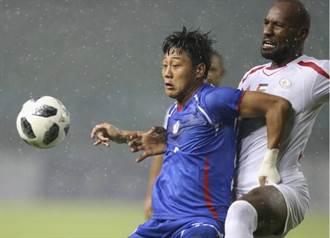 亞運》潘文傑撲出19次射門 中華男足首戰0比0逼和巴勒斯坦