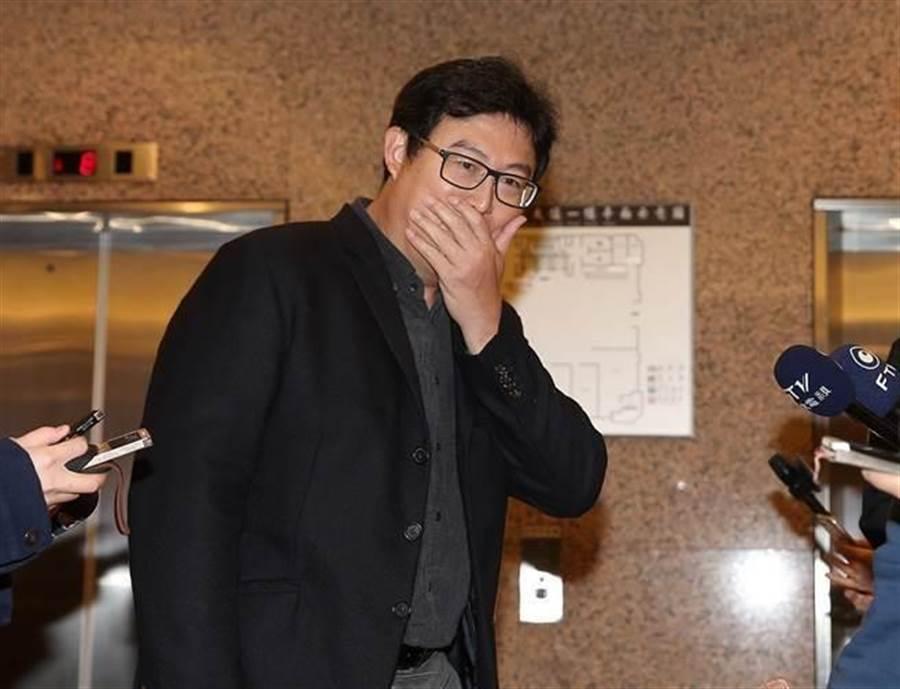 民進黨台北市長參選人姚文智。(資料照片/姚志平攝)