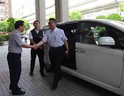 徐國勇巡視台中市警局 重申選舉維安不容許黑幫介入