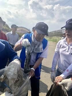 淨灘搶救三接站 中油董座戴謙將親上環評大會報告