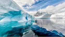 富豪這樣玩!「水晶極地破冰級遊艇」首航  每人最低台幣40萬起跳
