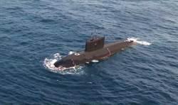 與陸南海水下較勁   聲索國買潛艦搶佈局