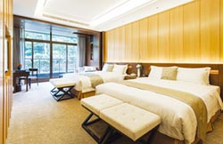 馥麗大飯店推優惠 響應綠色旅遊