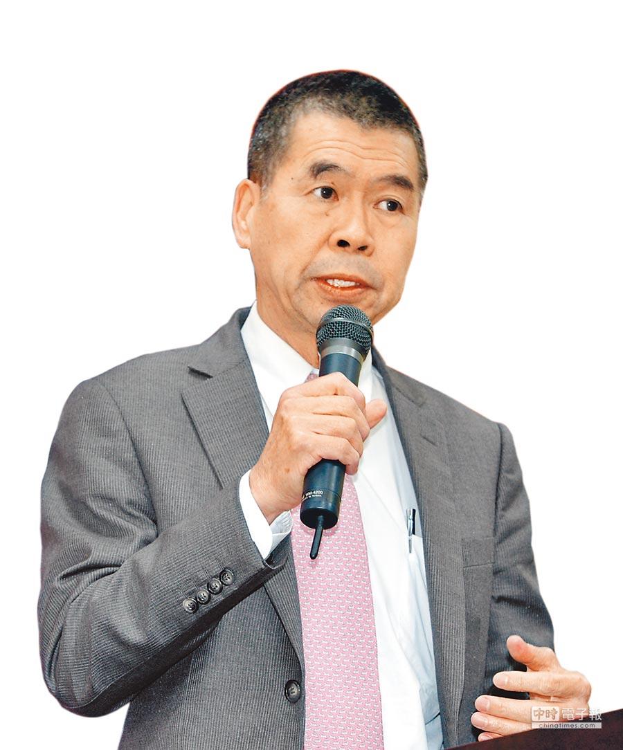 聯發科董事長蔡明介。(本報資料照片)