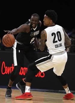 NBA》大爛約扯後腿 湖人補強困難重重