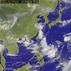 摩羯往大陸跑台灣下大雨 吳德榮:本週易「劇烈天氣」