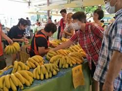 台北希望廣場很屏東 農產蔬果街超吸睛