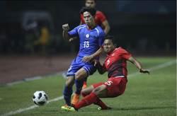 亞運》下半場守不住荷裔射手 男足0比4負印尼
