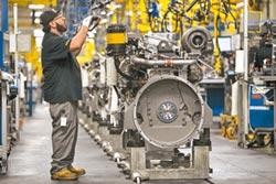 美製造業強強滾 逾20年最佳