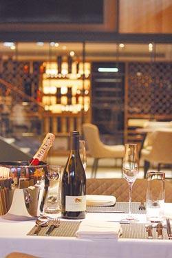 林口洛琳莊園歐式料理美酒迎客