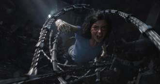 驚艷全世界的史詩級科幻片!2018壓軸鉅作《艾莉塔:戰鬥天使》