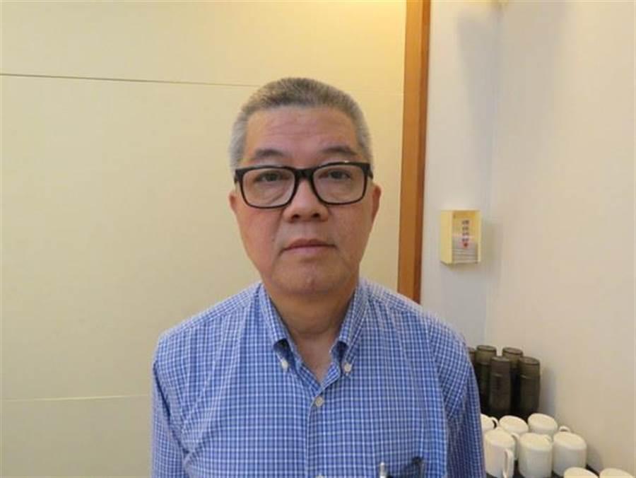文化大學政治系教授楊泰順。(圖/中評社)