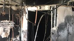台北醫院大火9死16傷 疑7樓病床電線走火
