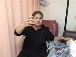 火場真英雄! 台北醫院大火 她撤離父親回頭再爬六樓揹病患逃生