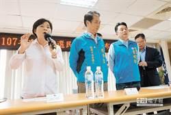 桃園》遭楊麗環批民調低 陳學聖:難道她會更高?