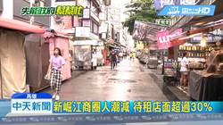 景氣如死水!高雄新崛江如死城 商圈待租店面超過30%