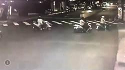 北市万华区环河南路机车对撞 一人死亡