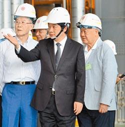 賴揆提4點保證 無核不缺電