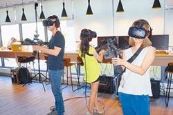 體感科技中心年底啟用 推廣試玩