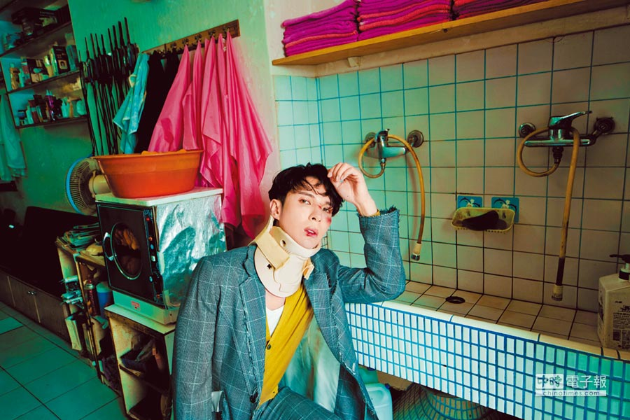 陳勢安將於月底推出全新專輯。