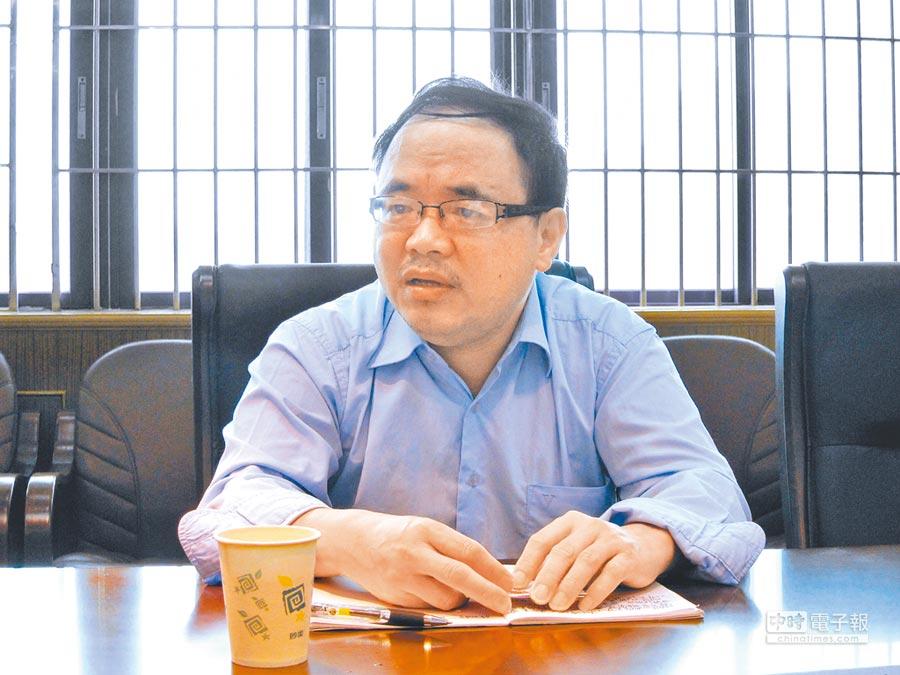 廈門大學台灣研究院副院長張文生。(本報資料照片)