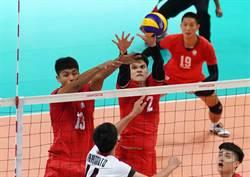 亞洲盃男排》中華飲恨日本 無緣創隊史最佳名次