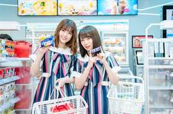 日本女團「乃木坂46」 來台為超商珍奶代言
