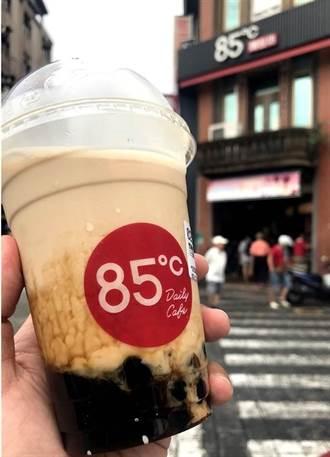 蔡總統赴美85度C買咖啡 府:非臨時起意