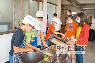 竹縣恢復營養午餐 墊付1.6億