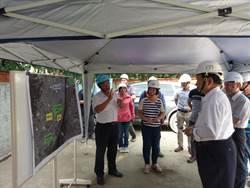 板新二期配水池仍缺   吳澤成視察要台水續增設