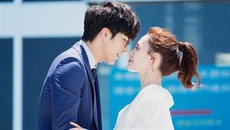 阿嬌與賀軍翔演夫妻「很接地氣」 親密吻戲「沒有尷尬」