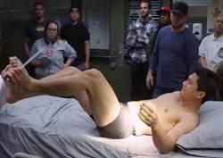 印尼男星拚「成龍接班人」 打戲只穿內褲被踹生殖器