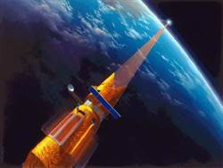 星戰計畫重現?美空軍計畫2023年設置雷射衛星