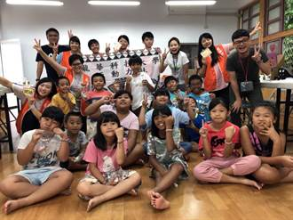 龍華科大原動力社志工返鄉 體驗族群文化及助人真義