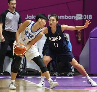 亞運》中華女籃瞄準3連勝 小戴女團先上場