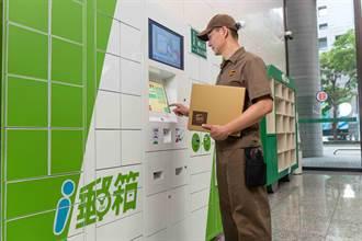 UPS台灣擴增智能櫃自選遞送地點服務
