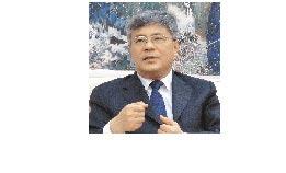 中共中央黨校副校長謝春濤。(記者藍孝威攝)