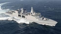 英國重開新巡防艦標案 但工業界興趣缺缺